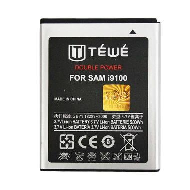 harga TEWE Baterai Handphone for Samsung I9100 or S2 [1650 mAh] Blibli.com