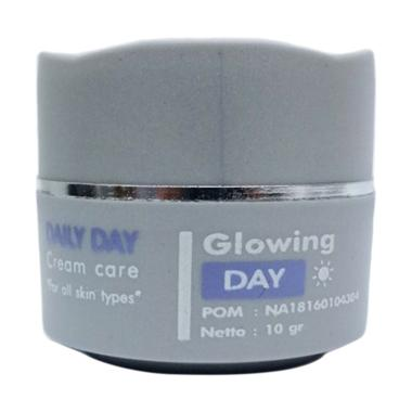 Adeeva Skincare Whitening Day Glowing Cream Siang [1 pcs]