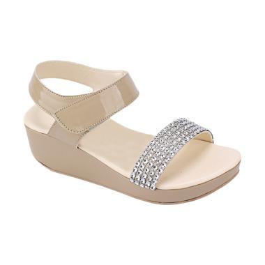 Syaqinah 187 Sandal Anak Perempuan - Cream