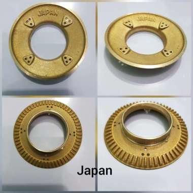 harga Ring Kompor Burner Model Japan Umum Multi - Universal Kompor gas multicolor Blibli.com