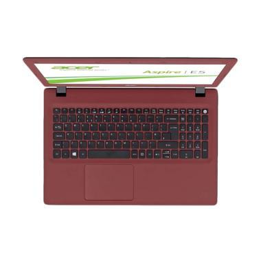 Acer Aspire E15 Notebook - Black Red [Core i3/500 GB]