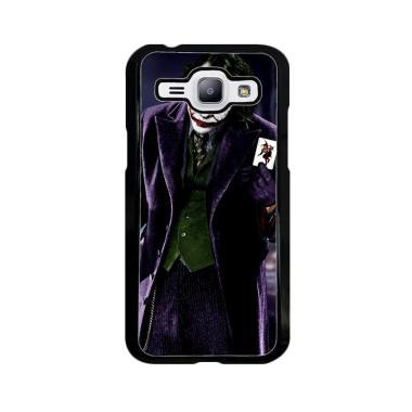 Acc Hp Batman Joker Wallpaper Y0470 Custom Casing for Samsung J1 Ace
