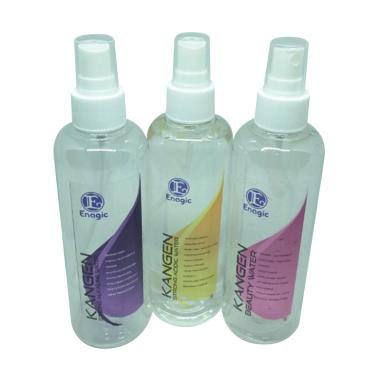 Kangen Water by Enagic Set [Strong  ... ng Acidic & Beauty water]