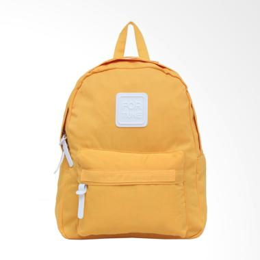 Elizabeth Bag Charlize Medium Backpack Wanita - Kuning