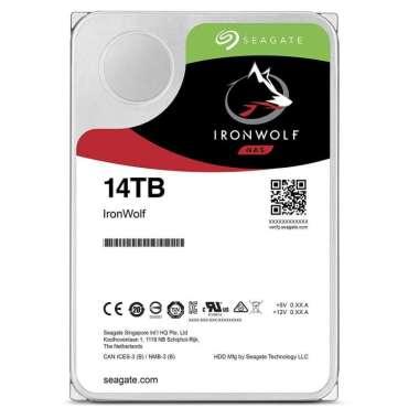 harga SEAGATE IronWolf 14TB ST14000VN0008 Blibli.com