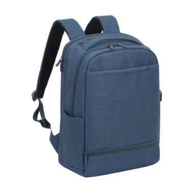 Rivacase 8365 Carry-On Backpack for Laptop 17.3 Inch - Blue