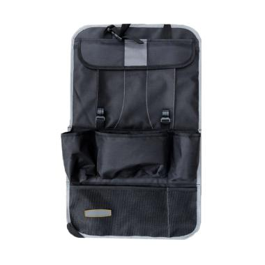 KarnaKamu Rak Gantung Mobil Tas Mobil Car Organizer - Grey