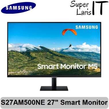 harga Smart Monitor Samsung S27AM500NE M5 27 inch VA 8ms 60Hz Speaker Blibli.com