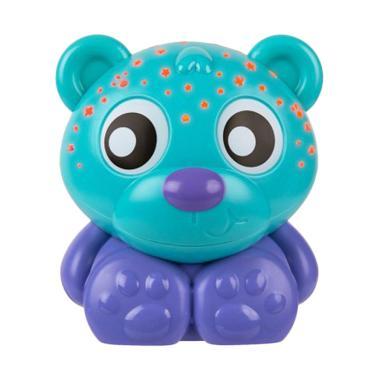 Playgro Goodnight Bear Light Projector - Blue