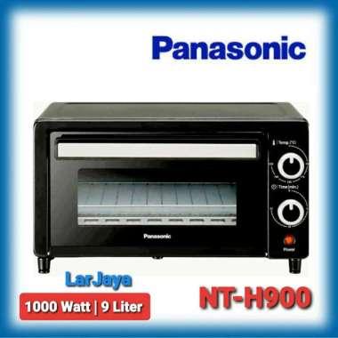 harga OVEN TOESTER PANASONIC NT-H900   9 Liter 1000 Watt GARANSI RESMI Blibli.com