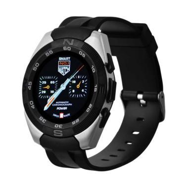 Xwatch G5 Smartwatch - Black Silver