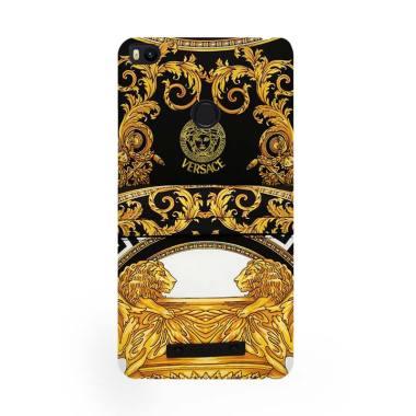 Acc Hp Versace Black Nylon Studded  ... asing for Xiaomi Mi Max 2