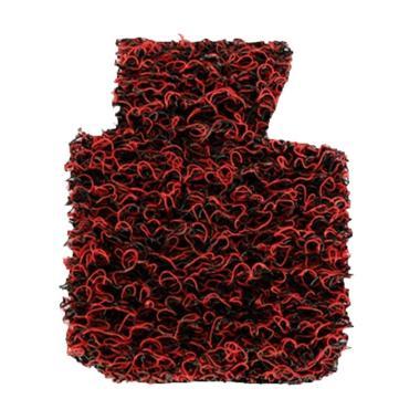 Comfort Premium Karpet Mobil for To ... Red Black [Tambah Bagasi]