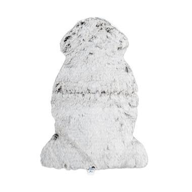 JYSK Lambskin Fawn Gey  Karpet  [50X80 cm]