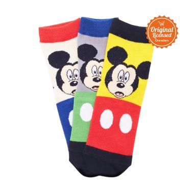 Disney NM6GA007 Mickey and Friends Sock Kids Kaos Kaki Anak [5-8 Tahun]
