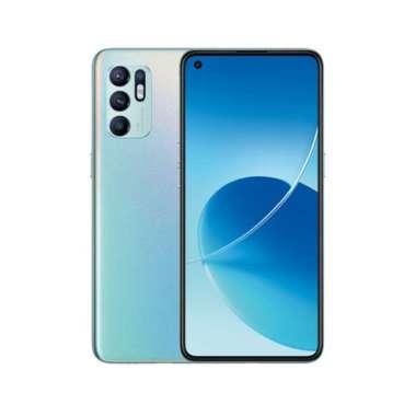 Oppo Reno6 (4G) Smartphone [ Ram 8GB / Rom 128GB ] Aurora