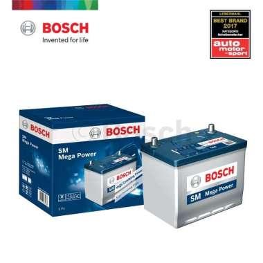 Aki Mobil Nissan Evalia NS60L MF Bosch