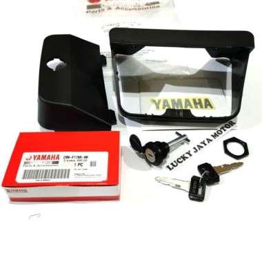 harga Tool box Toolbox Lid Plus Kunci emblem Yamaha Rx king Rxking Rxk Assy Blibli.com