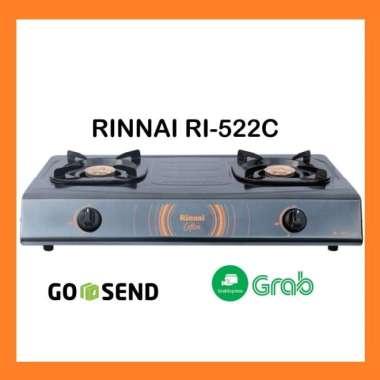 Kompor Rinnai 2 Tungku RI 522C