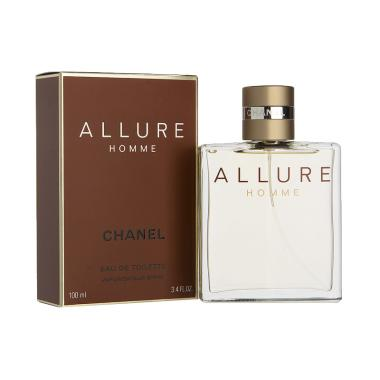 Chanel Allure Homme EDT Parfum Pria [100 mL]