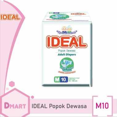 harga Ideal Popok Dewasa Perekat M10 - Adult Diapers Blibli.com