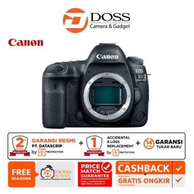 harga Canon EOS 5D Mark IV DSLR Camera (Body Only) BLACK Blibli.com