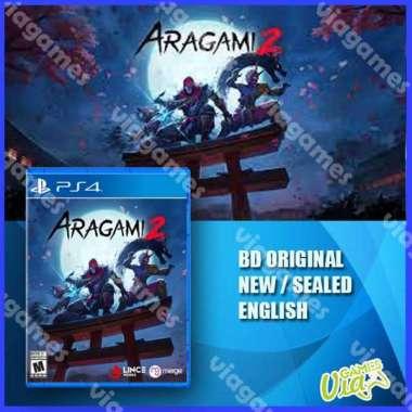 harga PS4 Game : Aragami 2 (Original/New/Sealed/English) Blibli.com