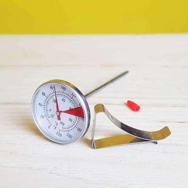 harga Thermometer Barista - Coffee Termometer Susu Kopi Air Cafe Blibli.com