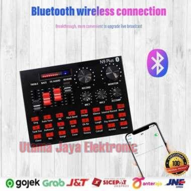 harga Paket Mic BM800 Soundcard N9 Plus Bluetooth Stand Arm Pop Filter MULTICOLOUR Blibli.com