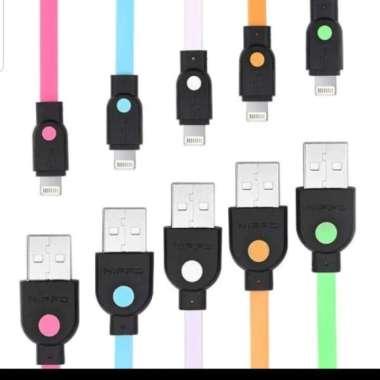 Dijual Kabel data toples hippo caby 2 iphone 6 iphone 7 iphone 8 iphone x Berkualitas