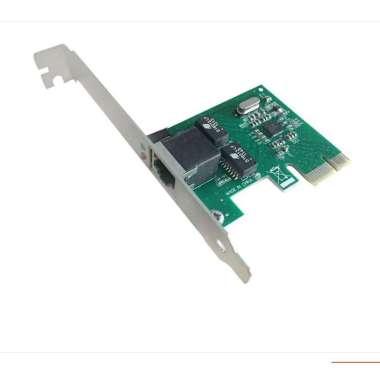 harga GRATIS ONGKIR Gigabit PCI-E Adapter 1000M lan card Blibli.com