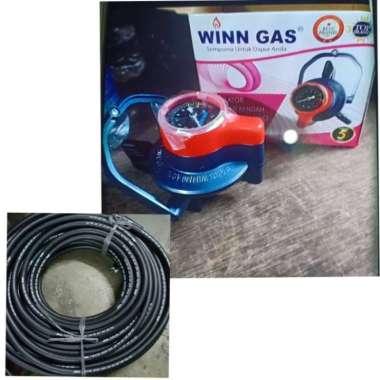 harga BEST PROMO REGULATOR WIN GAS W900+SELANG NCR MADEIN THAILAND UKURAN 4 METER Blibli.com