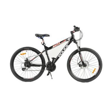 harga Element Police Seatle Mountain Bike - Black Blibli.com