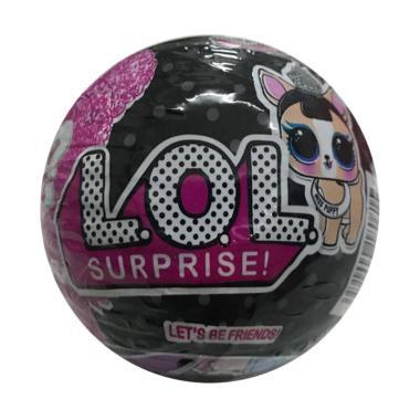 harga LOL Surprise Cannies Doll Black Box Series Mainan Anak Perempuan Blibli.com