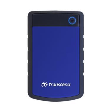 Transcend StoreJet 25H3 Harddisk Eksternal [1 TB/ Antishock]