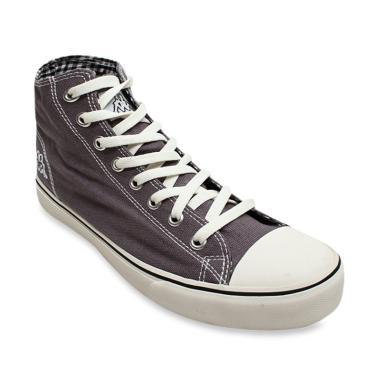 Kappa Orion Hi Cut Sepatu Sneakers Pria