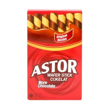 ASTOR Wafer Stick Coklat [20 g]