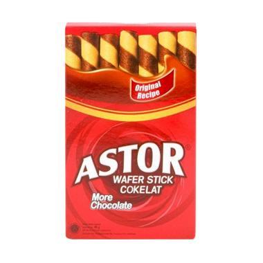 ASTOR Wafer Stick Coklat [20 g]
