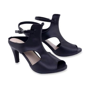 Sepatu Kerja Hitam Wanita Terbaru di Kategori High Heels  cf5e1ae293