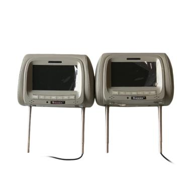 harga Rodek SK711N Headrest Digital LCD Monitor - Mocca [7 Inch] Blibli.com