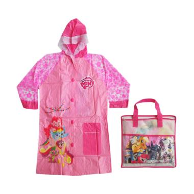 Rainy Collections Karakter My Little Pony Jas Hujan Anak with Bag 626eb03dcc