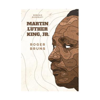 harga Penerbit Basabasi Martin Luther King, Jr By Roger Bruns Buku Biografi Blibli.com
