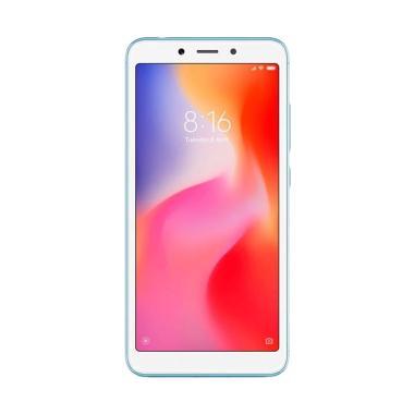 Xiaomi Redmi 6A Smartphone [16GB/ 2GB/ Garansi TAM]