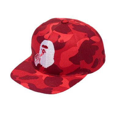 ... Fashion Floppy Hat Wide Ribbon Topi Pantai Lebar Pita Pelangi Ungu -  Page. Source · BAPE . 409ace5c5a