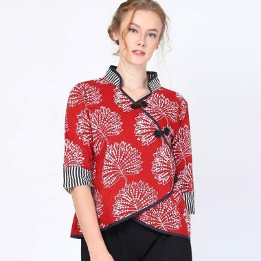 Jual Baju Shanghai Wanita Terbaru - Harga Murah  021ba7c406