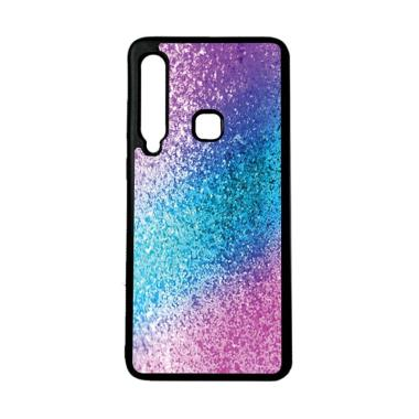 harga CARSTENEZIO Motif Warna Pastel 14 Softcase Casing for Samsung A9 2018 - Hitam Blibli.com