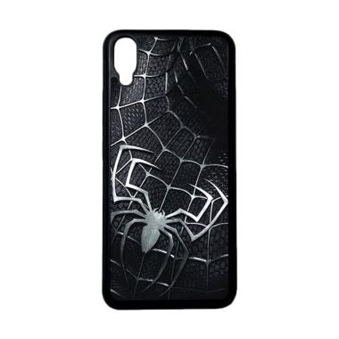 harga CARSTENEZIO Motif Superhero Spiderman 14 Softcase Casing for ViVO V11 or V11 Pro - Hitam Blibli.com