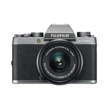 Fujifilm XT100 Kit XC 15-45mm Kamera Mirrorless