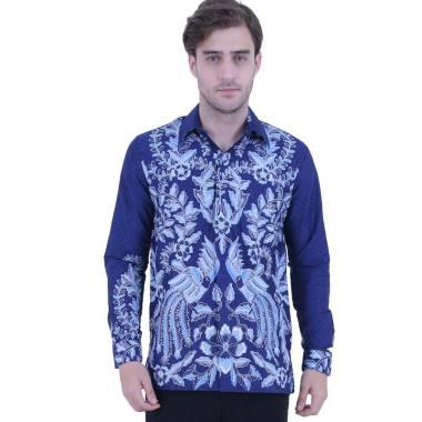 Jual Baju Batik Lengan Panjang Pria Terbaru - Harga Murah  336ae50c3b
