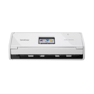 Brother ADS-1600W Compact Document Scanner & Wireless Duplex Scanning